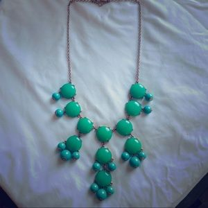 Jewelry - Long turquoise necklace